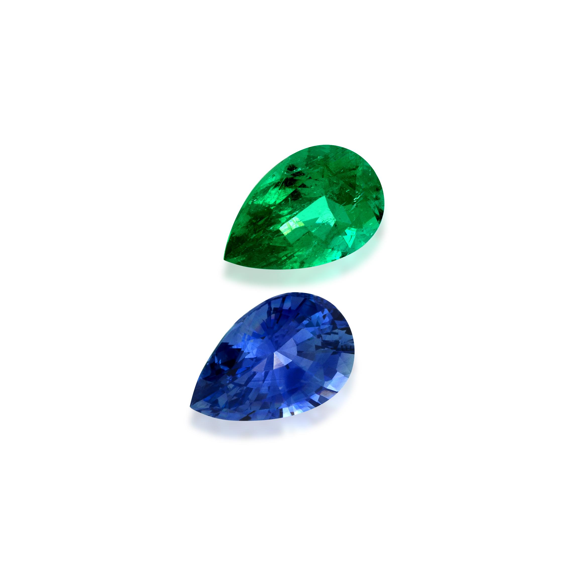 ClaudiaHamann_PreciousPair_Sapphire_Ceylon_Emerald_Colombia