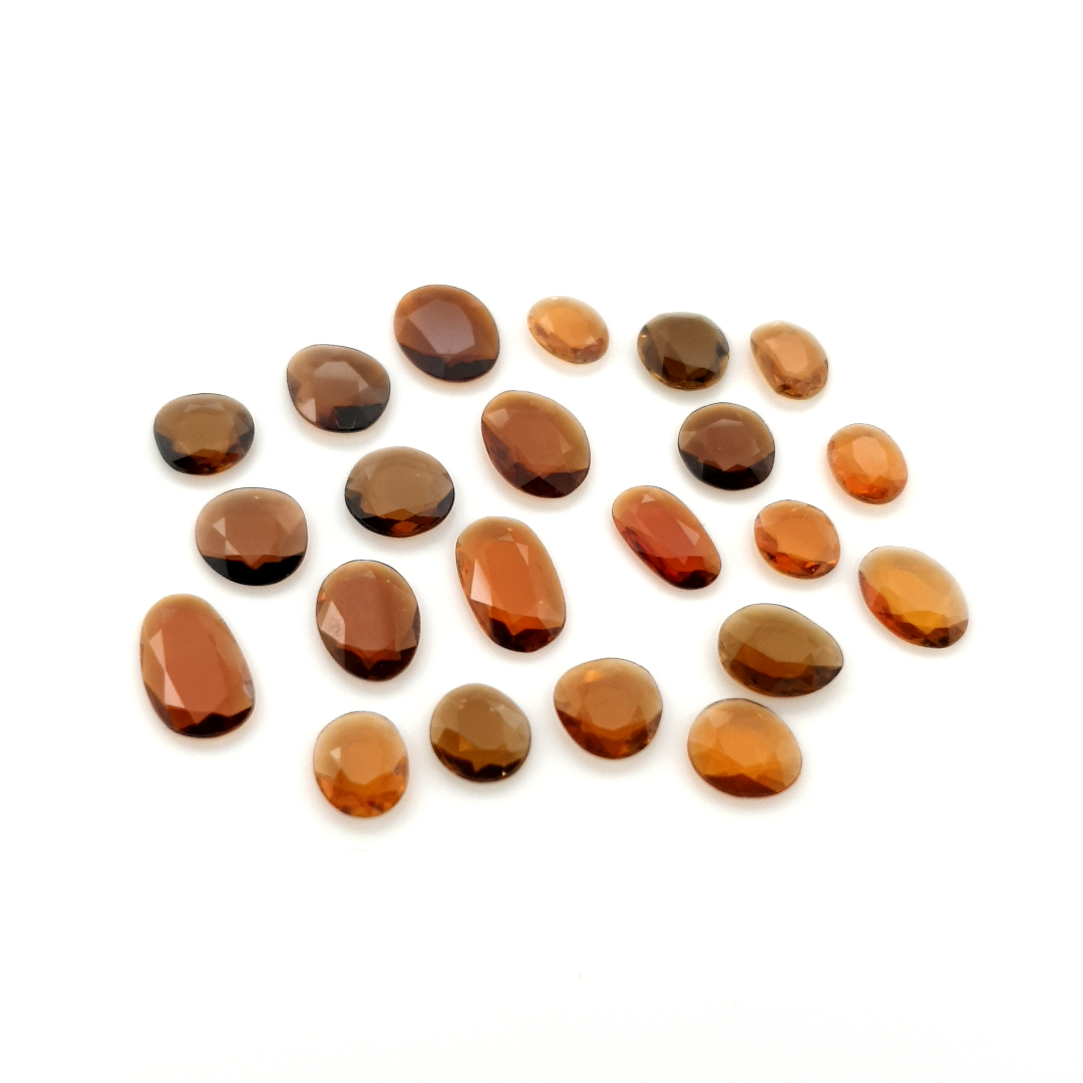 0,50-0,75ct.size Brown Tourmalin DoubleRoseCut TMK09C2 ClaudiaHamann__2021-02-11-23-52-21