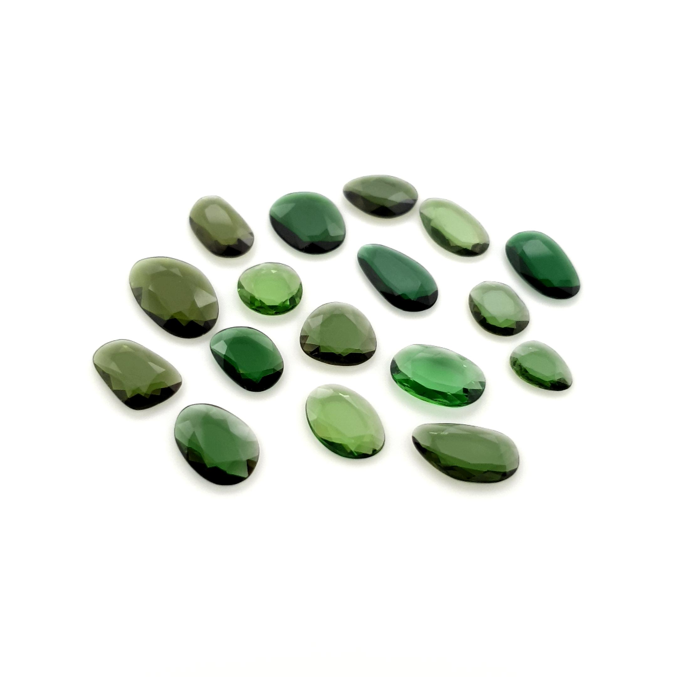 0,75-1,50ct.size imperial green tourmalin doublerosecut TML13C12 ClaudiaHamann__2021-02-11-13-22-15