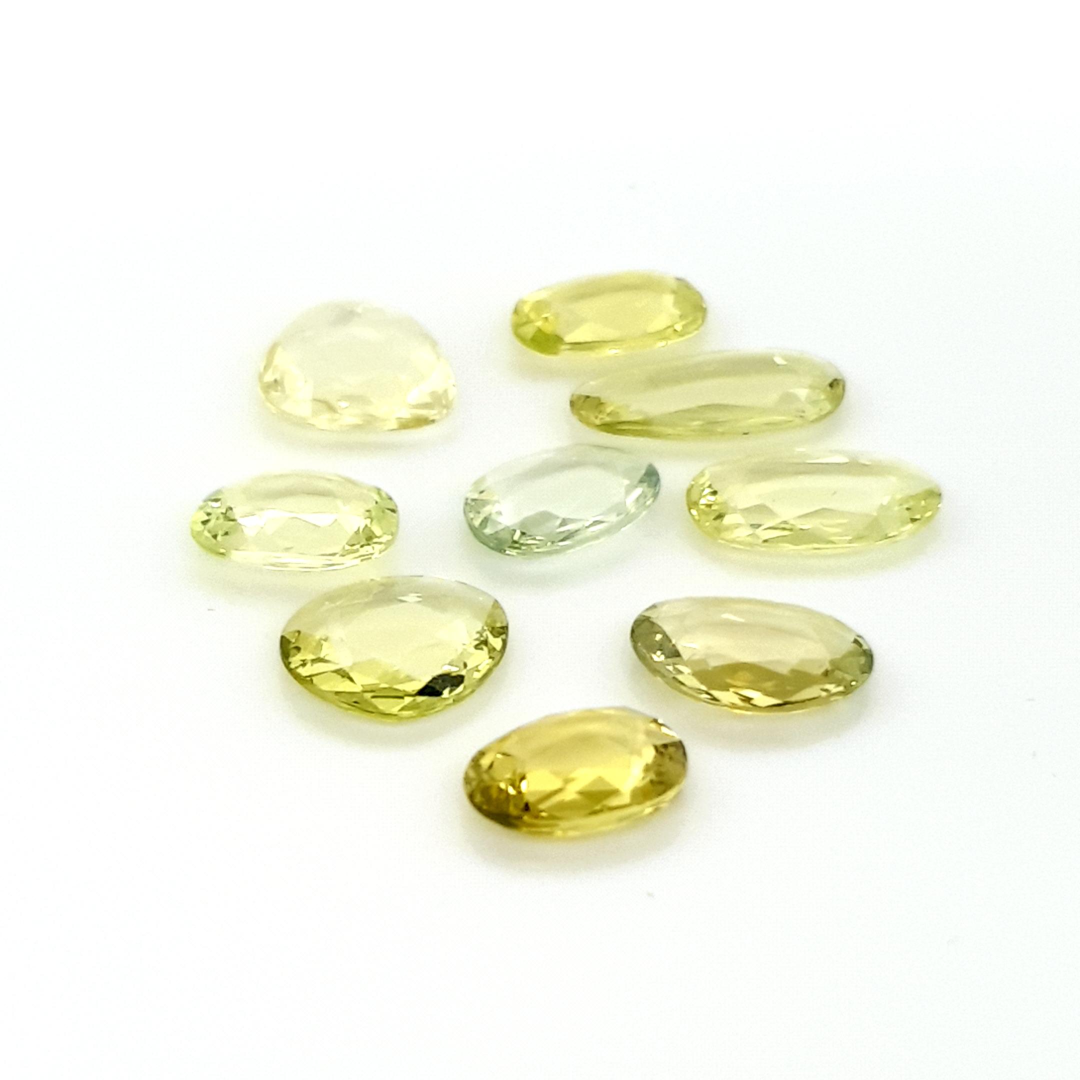 2,00-3,00ct.size Chrysoberyl DoubleRoseCut CBK17C5 ClaudiaHamann__2021-03-22-22-45-19
