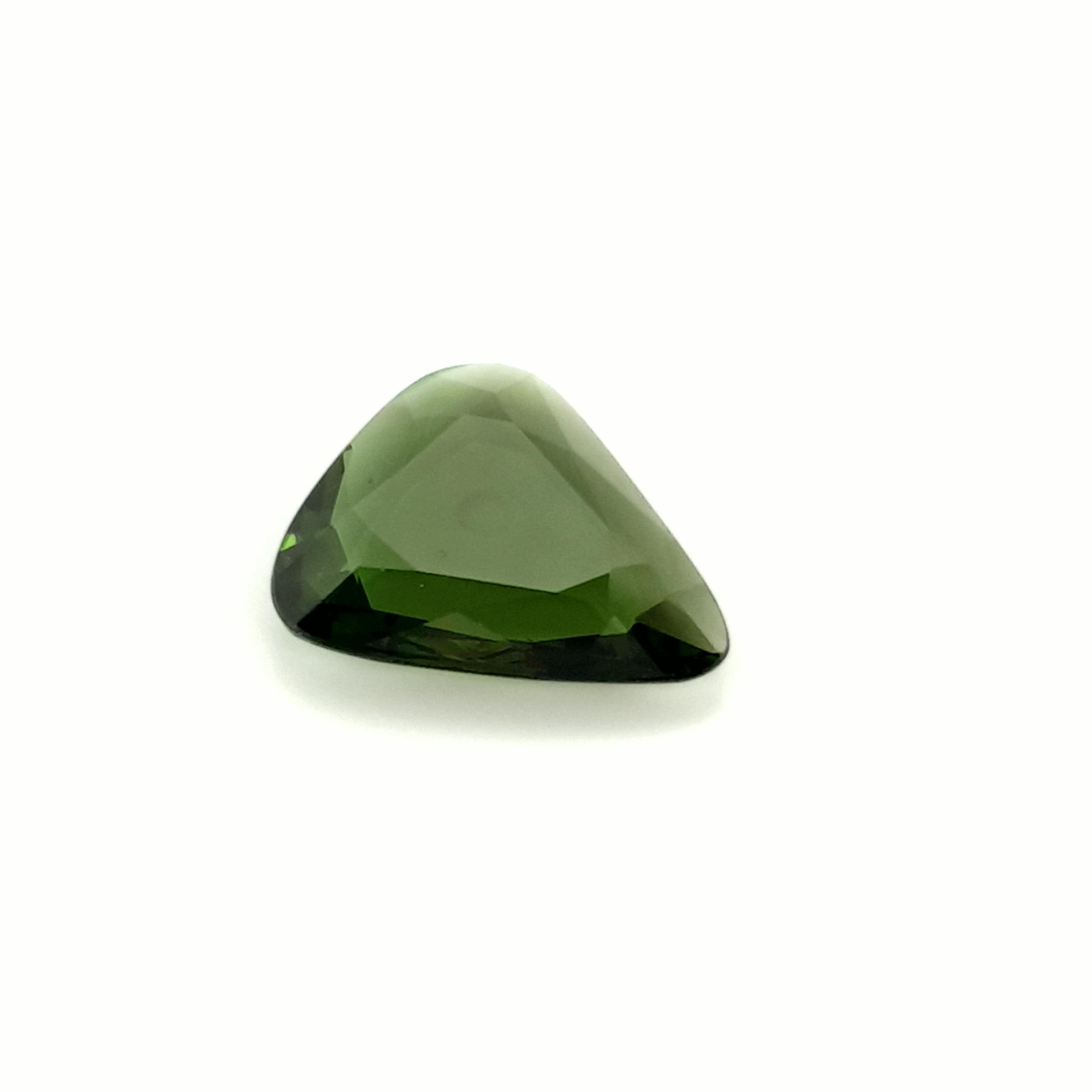 5,60ct. Imperial Green Tourmalin DoubleRoseCut TMA14C31 ClaudiaHamann__2021-02-11-16-37-38