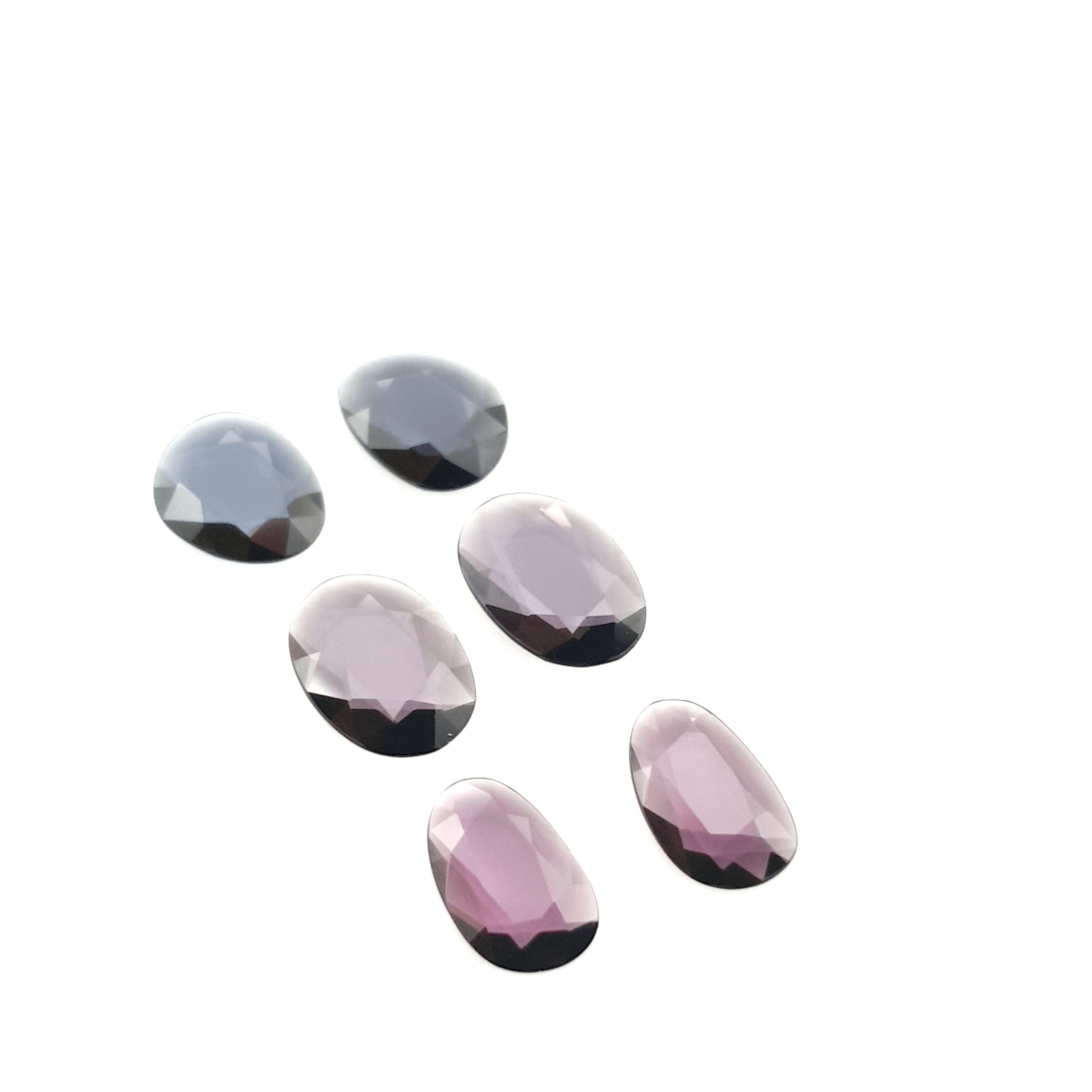 6,76ct. 1,00ct.size Pairs Spinel DoubleRoseCut SNJ18C9 ClaudiaHamann__2021-02-16-23-17-46
