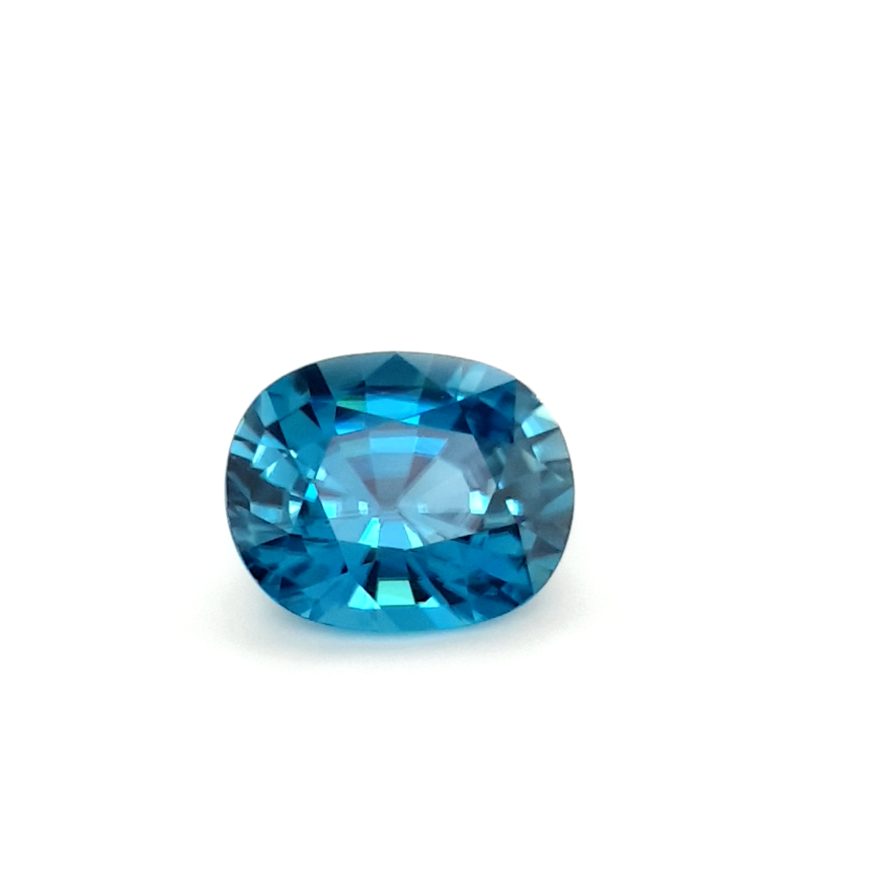 12,48ct. Starlight Blue Zircon ZCK16D7 ClaudiaHamann