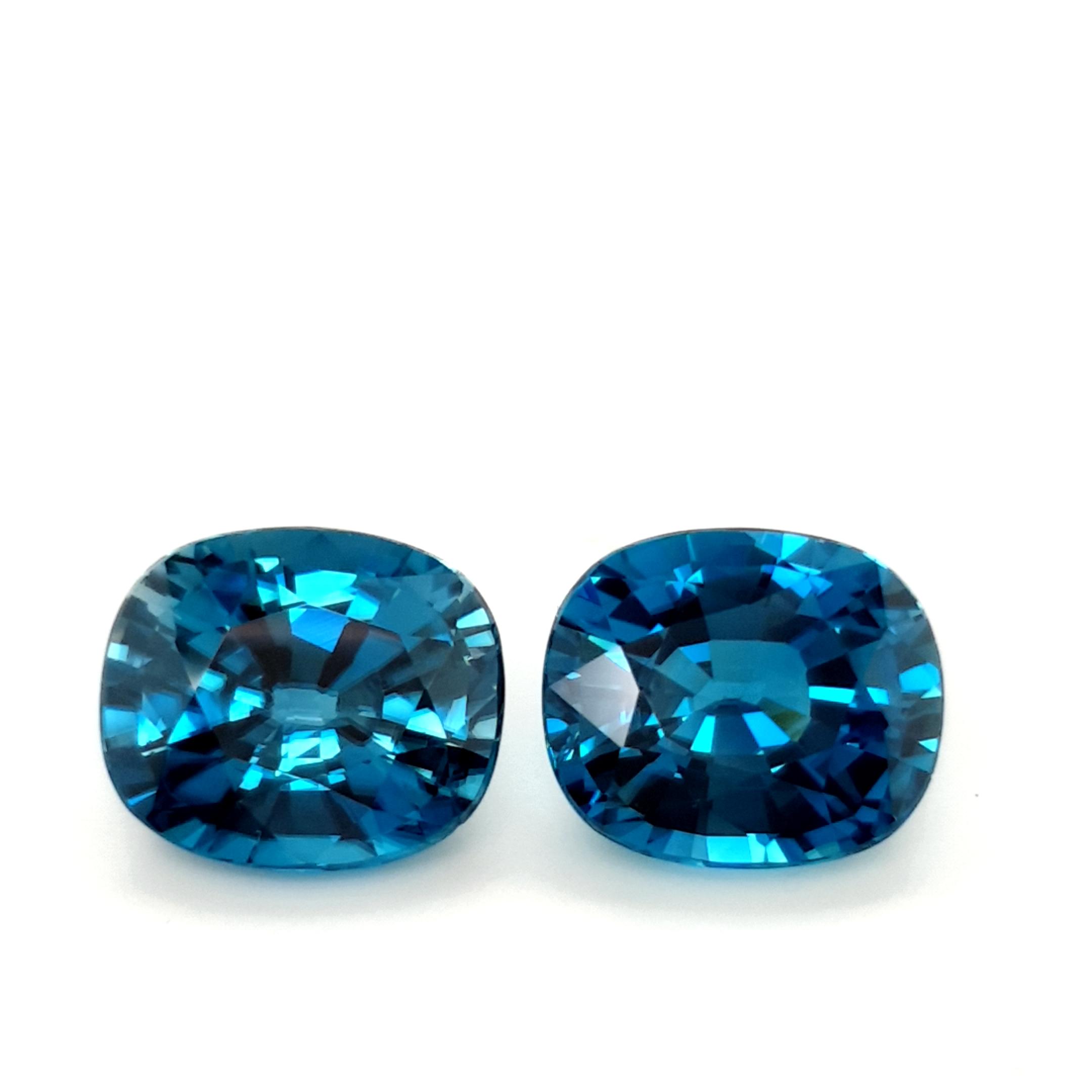 20,63ct. Pair Starlight Blue Zircon ZCK16D12 ClaudiaHamann__2021-04-15-10-50-59