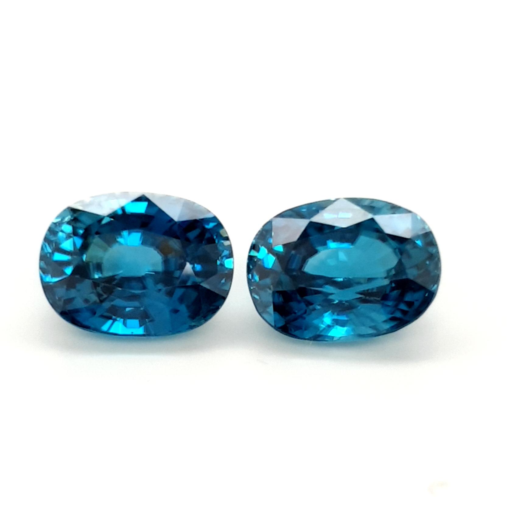 36,53ct.Pair Starlight blue Zircon from Cambodia ZCK16D9 ClaudiaHamann__2021-04-12-18-24-32