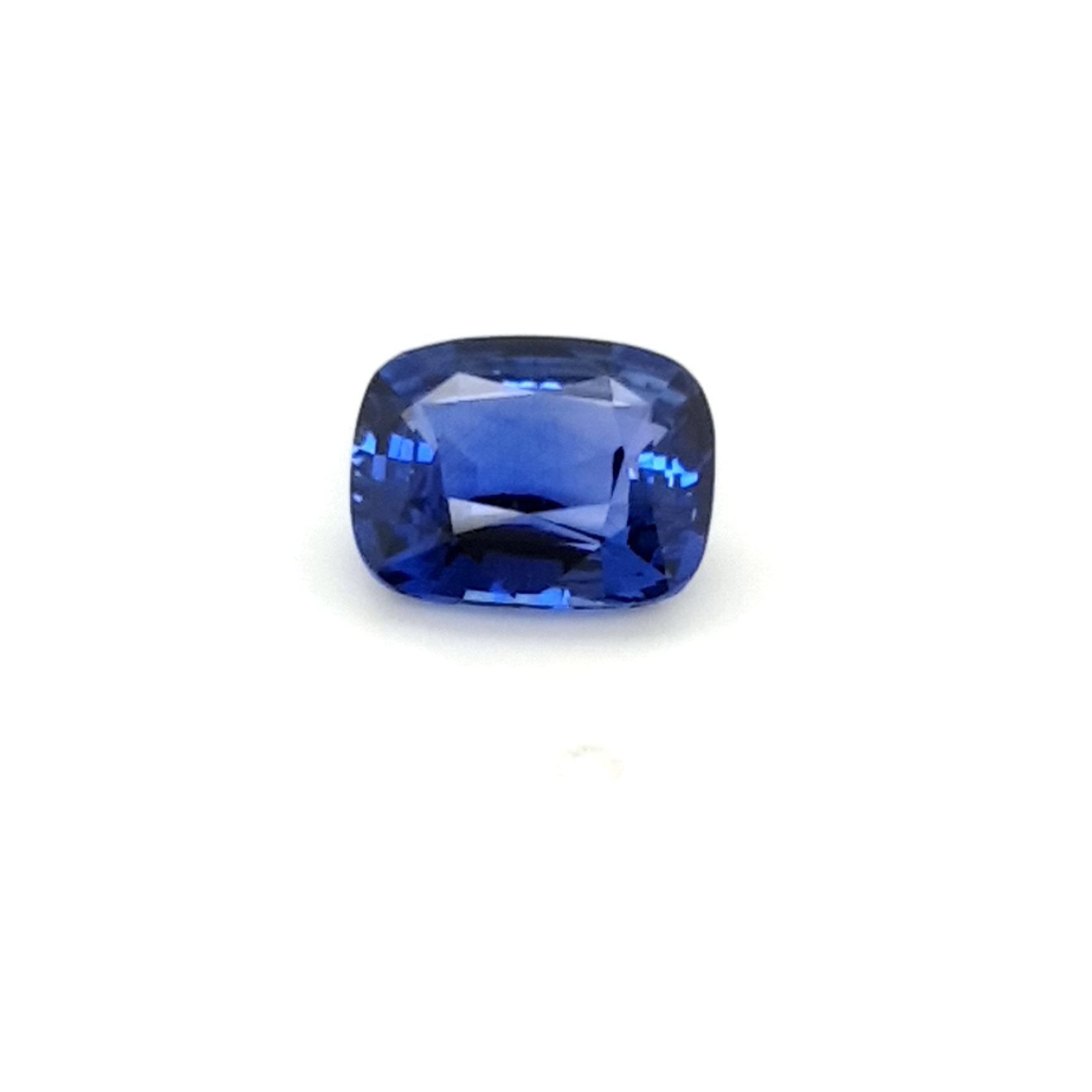4,08ct. Sapphire Cushion Ceylon SAB20D12 ClaudiaHamann__2021-06-02-19-47-22