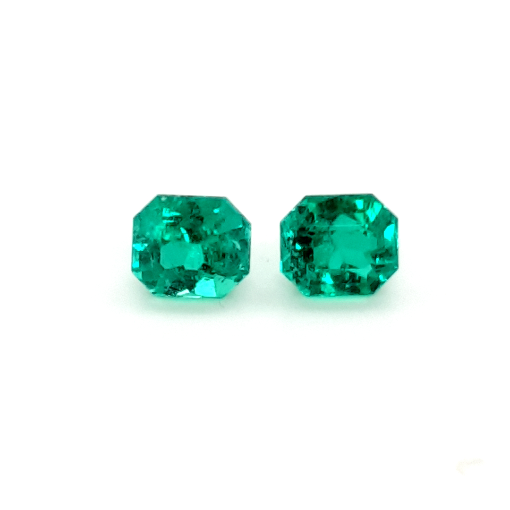 2,86ct Pair Emerald from Colombia cert. EMH18D5 ClaudiaHamann__2021-03-26-16-09-08