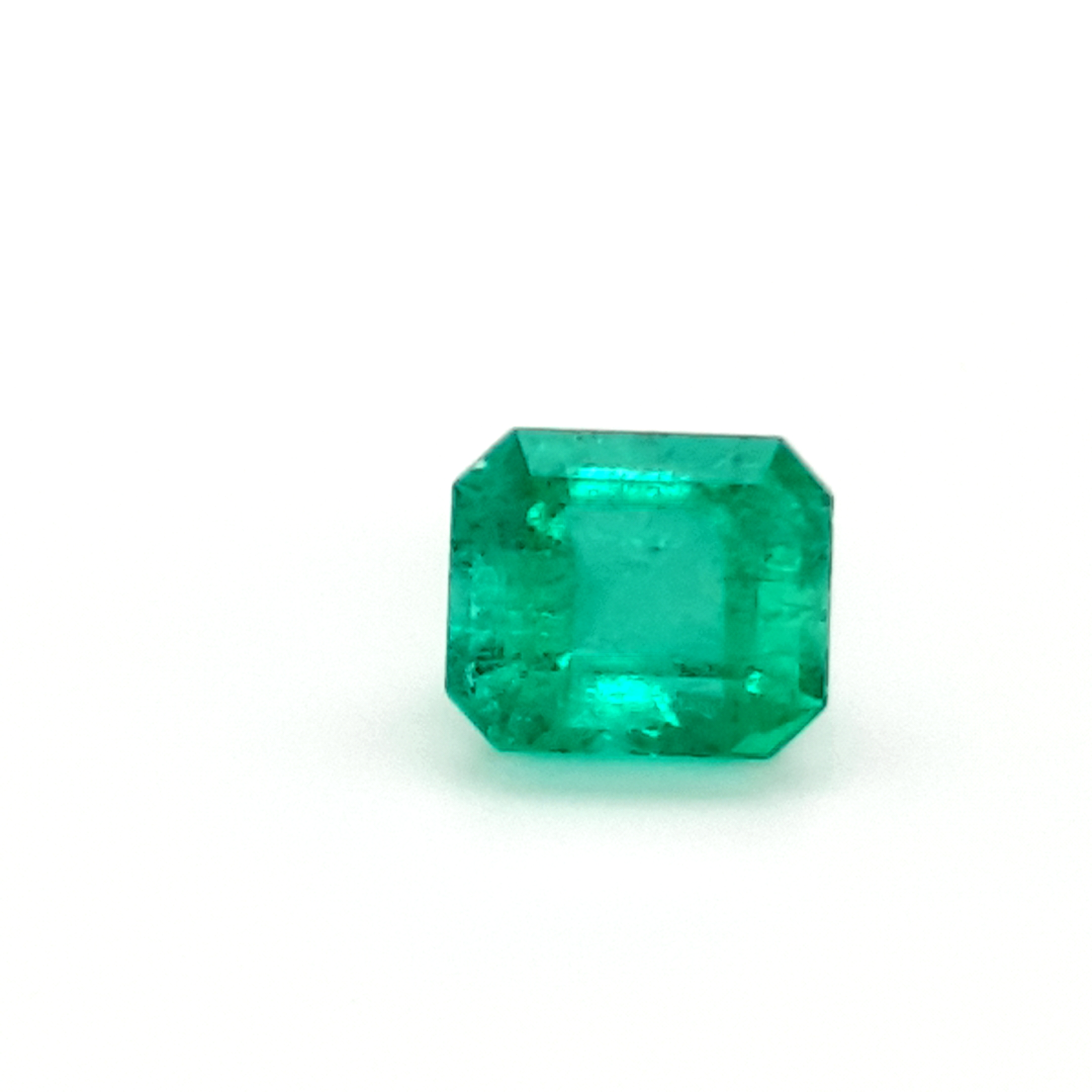 4,44ct. Emerald from Colombia cert. EMC13D6 ClaudiaHamann__2021-03-25-23-55-55